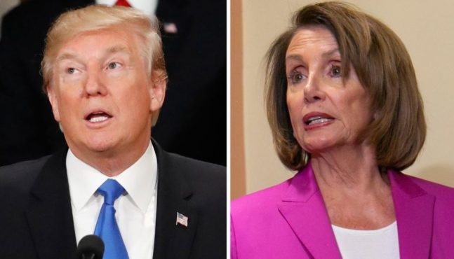 Trump should accept Pelosi's disinvitation to speak before Congress