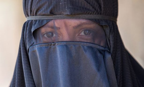 Women Pretending to be Muslim to Avoid Assault