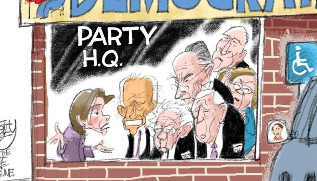 Americans Are Loosing Faith In The Dems