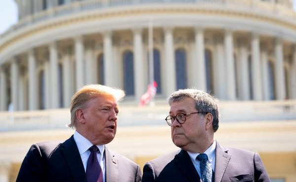Barr Says Courts Are a Threat to the Presidency