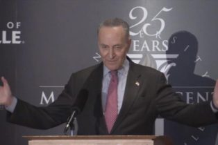 Chuck Schumer Delivers Immigration Bill That Is DOA