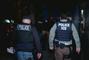 ICE Raids Begin